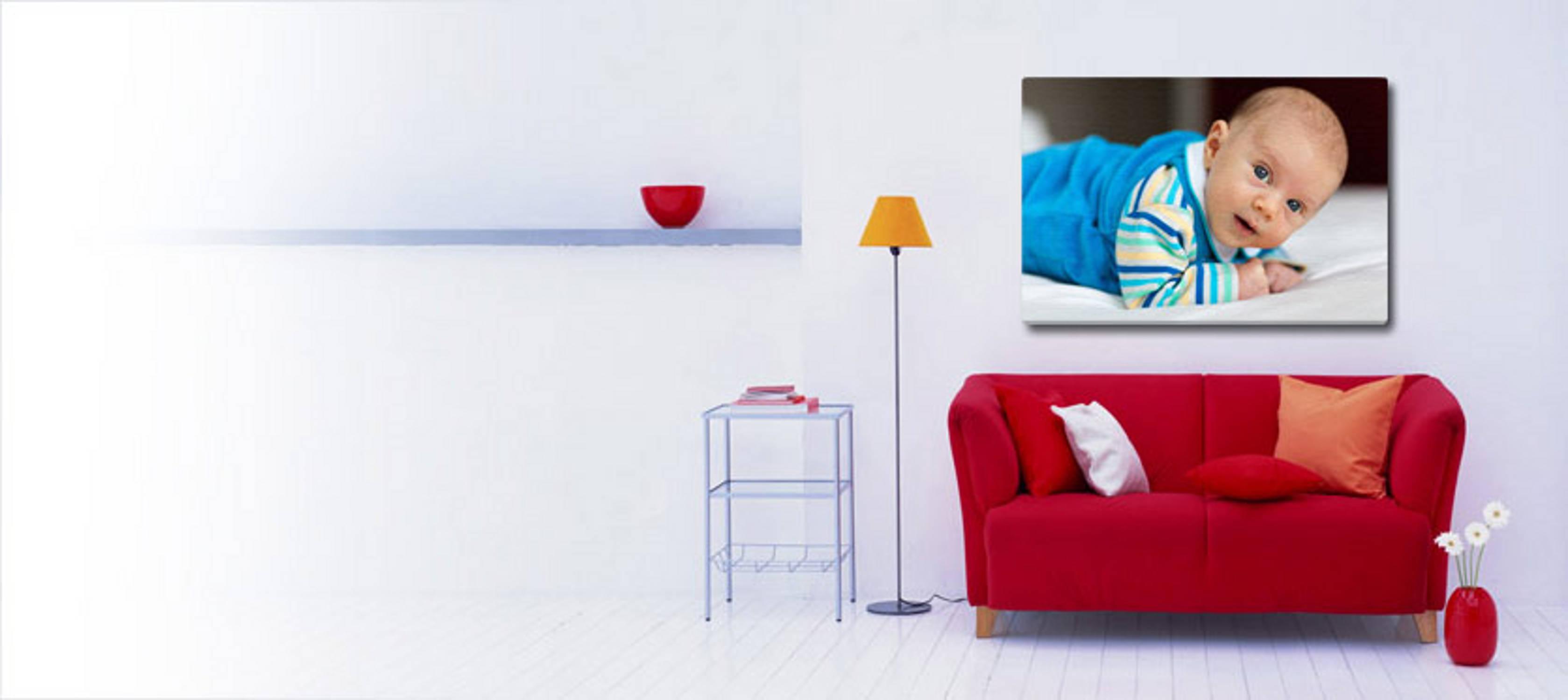 foto auf leinwand. Black Bedroom Furniture Sets. Home Design Ideas