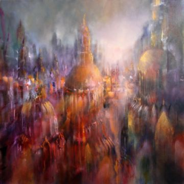 Fine Art Reproduction: Annette Schmucker, City