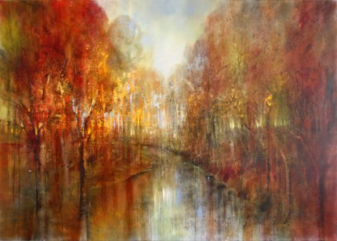 Kunstdruck: Annette Schmucker, And the forests will echo with laughter