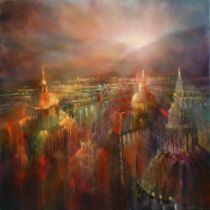 Annette Schmucker - The city awakening