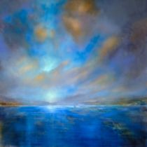 Annette Schmucker - Expanses of blue