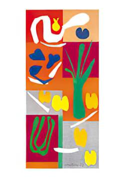 Kunstdruck Poster: Henri Matisse, Vegetables