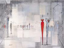 Joram Neumark - Squares Of The City II (Grey)