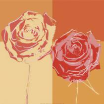 Rod Neer - Pop Roses I