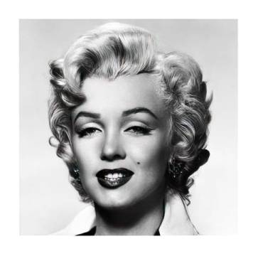 bettmann corbis archive monroe portrait kunstdruck poster. Black Bedroom Furniture Sets. Home Design Ideas