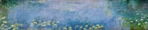 Kunstdruck: Claude Monet, Seerosen