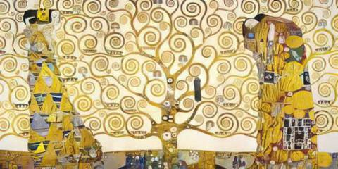 Fine Art Reproduction: Gustav Klimt, Lebensbaum