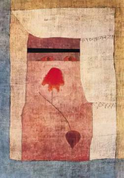 Kunstdruck: Paul Klee, Arab Song