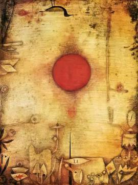 Kunstdruck: Paul Klee, Ad marginem