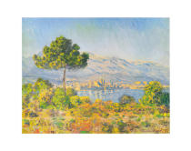 Claude Monet - Antibes, 1888