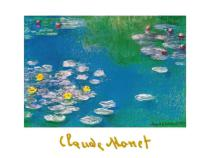 Claude Monet - Ninfee, 1908