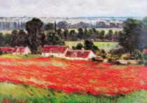 Claude Monet - Field of Poppies