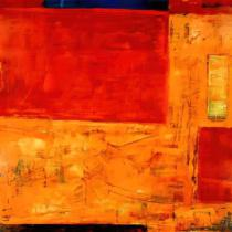 Ralf Bohnenkamp - Contrasting Orange