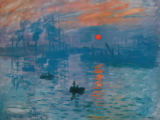 Impression: Sunrise von Claude Monet
