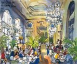 Michael Leu - Luncheon at Musée d'Orsay