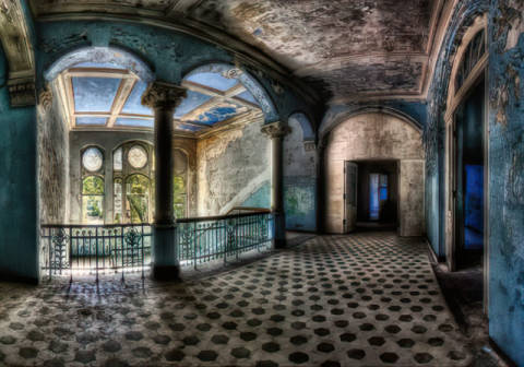 Kunstdruck: Matthias Haker, Beautiful Decay