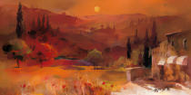 Willem Haenraets - Romantic Tuscany II