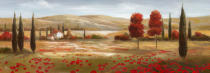 Nan - Tuscan Poppies II