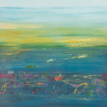Rose Richter-Armgart - Blue Landscape