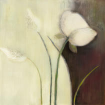 Juliane Sommer - Two Leaves And One Flower