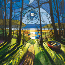 David James - Beach Path