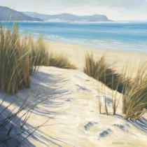 Caroline Atkinson - Afternoon Dunes
