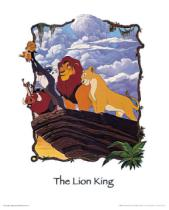 Walt Disney - The Lion King