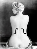 Man Ray - Le Violon d´Ingres, 1924