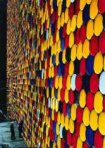 Christo und Jeanne-Claude - The Wall Nr. 2 (Oberhausen)