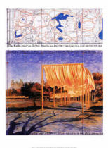 Christo und Jeanne-Claude - The Gates/New York
