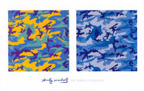 Andy Warhol - Camouflage, 1986