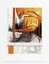 Christo und Jeanne-Claude - The Gates XXII