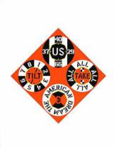 Robert Indiana - Red Diamond Am. Dream 3