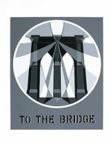 Robert Indiana - To the bridge