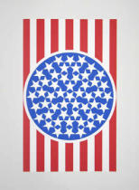 Robert Indiana - New glory banner 1