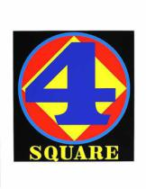 Robert Indiana - Polygon square