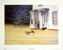 Edward Hopper - Cape Cod Evening