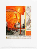 Christo und Jeanne-Claude - The Gates XX - Project for Central Park