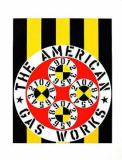 Robert Indiana - The american gas works