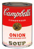 Andy Warhol - Campbell's Soup - Onion