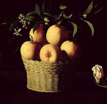 Kunstdruck: Francisco de Zurbaran, Still Life  (detail of 20986)