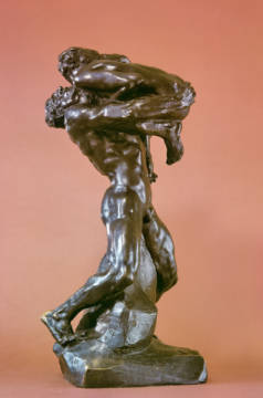 digitaler Kunstdruck: Auguste Rodin, I Am Beautiful, 1882