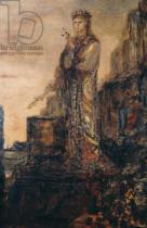 Gustave Moreau - Helen on the Ramparts of Troy