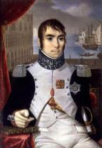 Giovanni Battista Gigola - Portrait of Eugene de Beauharnais (1781-1824) Viceroy of Italy in 1805