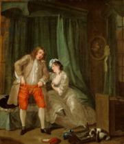 William Hogarth - After II, c.1730-31