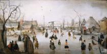 Hendrick Avercamp - The Pleasures of Winter
