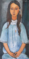 Amedeo Modigliani - Alice, c. 1918