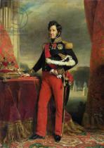 Franz Xavier Winterhalter - Louis-Philippe I (1773-1850), King of France