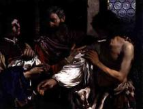 Giovanni Francesco Barbieri Guercino - The Prodigal Son