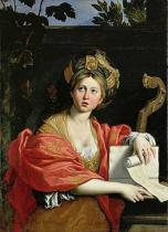 Domenichino - The Cumean Sibyl, 1616